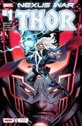 Fortnite X Marvel - Nexus War Thor Vol 1 1