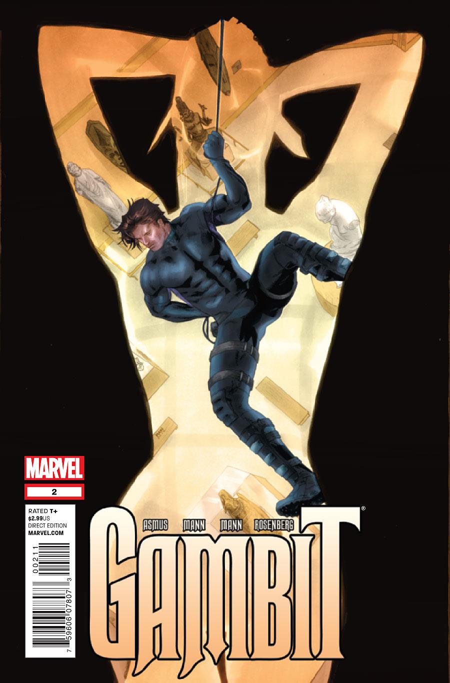 Gambit Vol 5 2