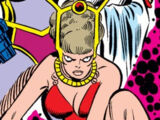 Gazelle (Scratch) (Earth-616)