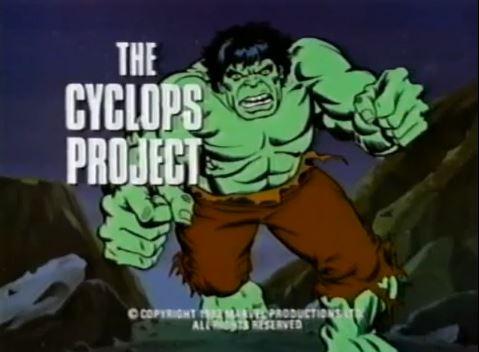 Incredible Hulk (1982 animated series) Season 1 5