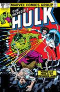 Incredible Hulk Vol 1 256