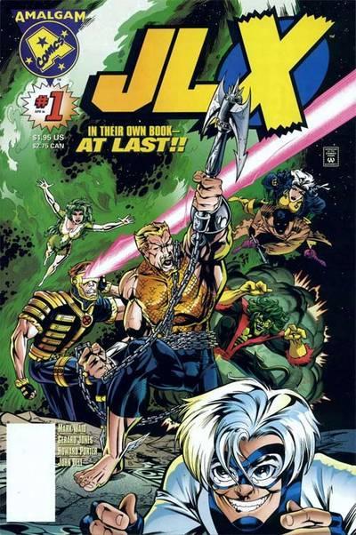 Justice League X-Men (Earth-9602)