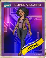 Jodie Ramirez-Modok (Earth-1226) Trading Card