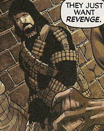 John Greycrow (Earth-161)