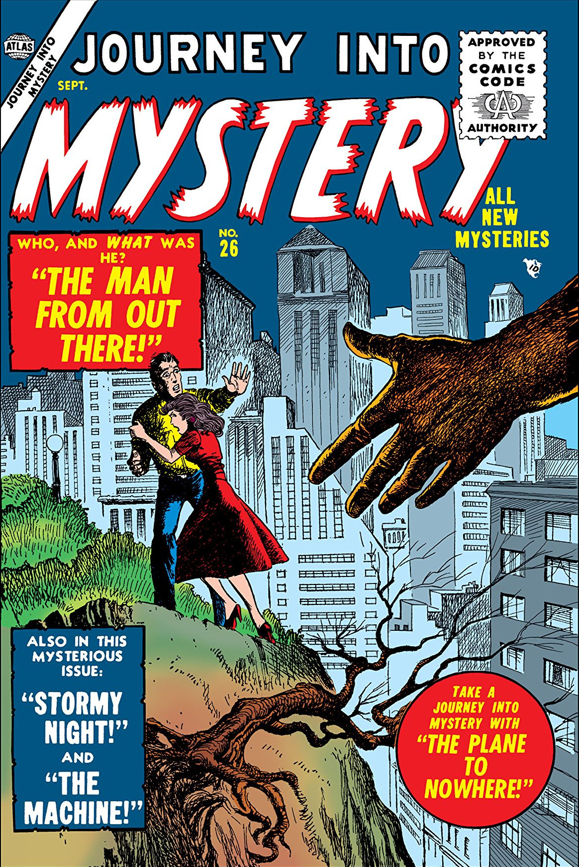 Journey into Mystery Vol 1 26