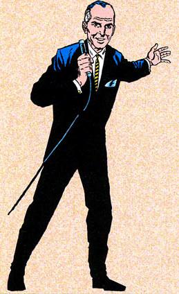 Lawrence Zaxton (Earth-616)