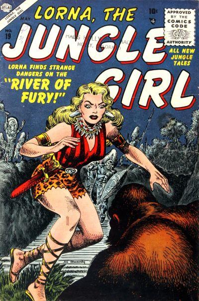 Lorna, the Jungle Girl Vol 1 19