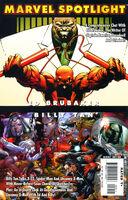 Marvel Spotlight Ed Brubaker Billy Tan Vol 1 1