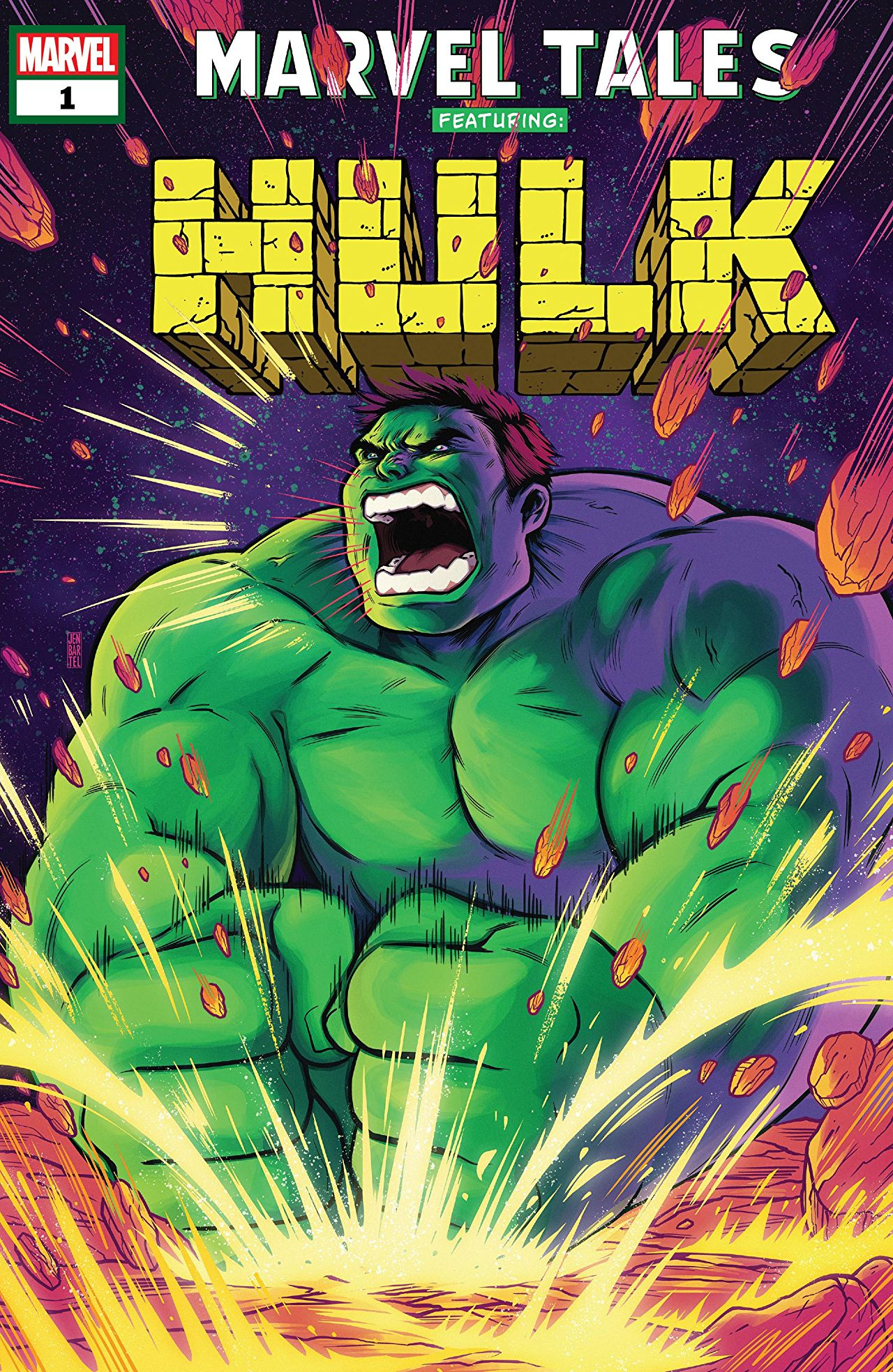 Marvel Tales: Hulk Vol 1 1