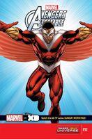 Marvel Universe Avengers Assemble Vol 1 12