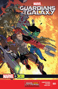 Marvel Universe Guardians of the Galaxy Vol 1 4