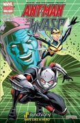 Marvel and Synchrony Present Ant-Man and the Wasp Saving Time Vol 1 1