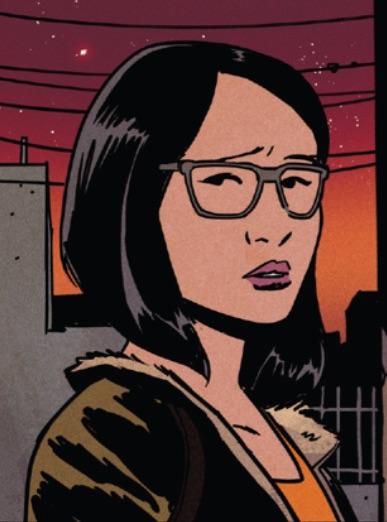 Mikka Nguyen (Earth-616)