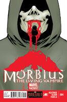 Morbius The Living Vampire Vol 2 4