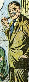 Mr. Brant (U.N.) (Earth-616)