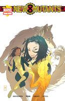 New Mutants Vol 2 1