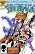 Peter Parker, The Spectacular Spider-Man Vol 1 119
