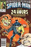 Peter Parker, The Spectacular Spider-Man Vol 1 130