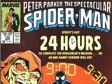 Peter Parker, The Spectacular Spider-Man Vol 1 130