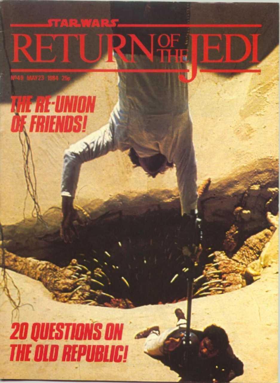 Return of the Jedi Weekly (UK) Vol 1 49
