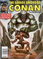 Savage Sword of Conan Vol 1 185