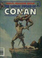 Savage Sword of Conan Vol 1 66
