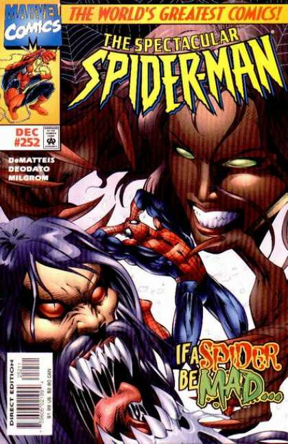 Spectacular Spider-Man Vol 1 252