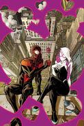 Spider-Gwen Vol 2 16 Johnson Variant Textless