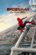 Spider-Man Far From Home poster 004