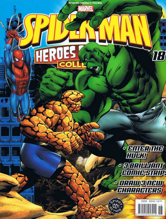 Spider-Man: Heroes & Villains Collection Vol 1 18