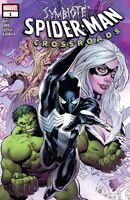 Symbiote Spider-Man Crossroads Vol 1 1