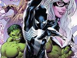 Symbiote Spider-Man: Crossroads Vol 1 1