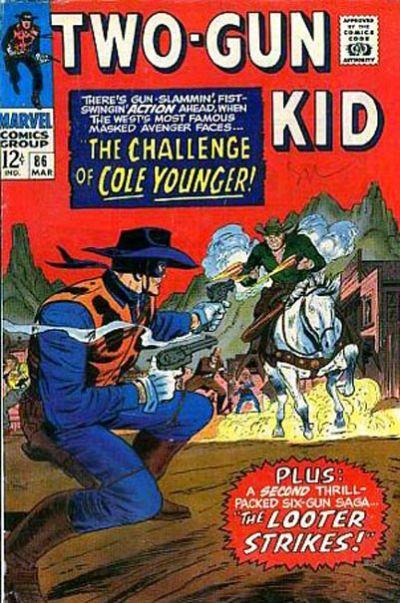 Two-Gun Kid Vol 1 86