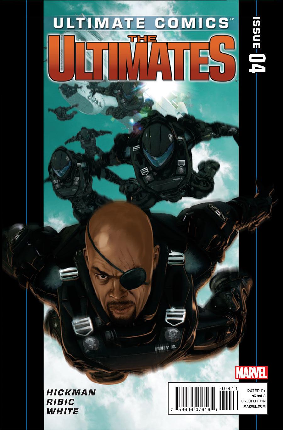 Ultimate Comics Ultimates Vol 1 4