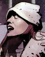 Wendy Jay (Earth-616) from Punisher X-Mas Special Vol 1 001