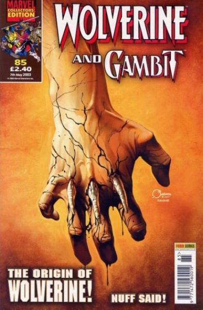 Wolverine and Gambit Vol 1 85
