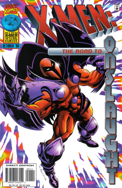 X-Men: The Road to Onslaught Vol 1 1