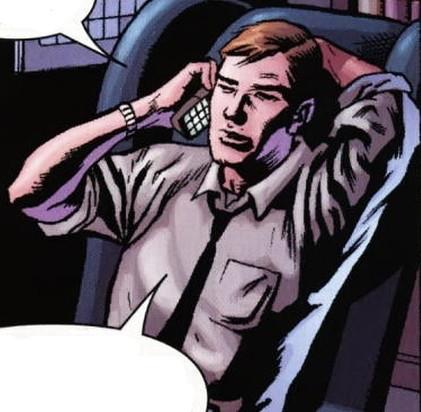Agent Baker (Skrull) (Earth-616)