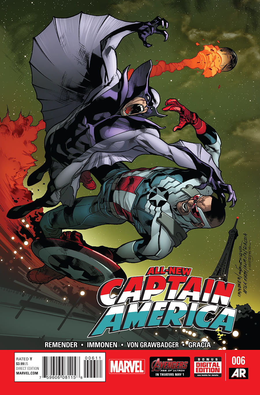All-New Captain America Vol 1 6