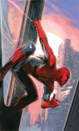 Amazing Spider-Man Vol 3 17.1 Dell'Otto Variant Textless