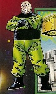 Artur Zarrko (Earth-6297) from Marvel Universe Cards Series III 002.jpg
