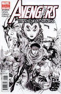 Avengers The Children's Crusade Vol 1 1 Third Printing Variant