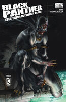 Black Panther The Man Without Fear Vol 1 514