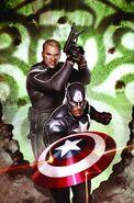 Captain America Hail Hydra Vol 1 5 Textless