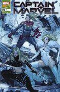 Captain Marvel Vol 1 21 ita