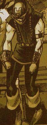 Clinton Barton (Earth-11418)