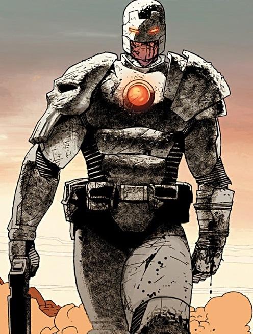 Danny Cage (Fourth Clone) (Earth-12177)