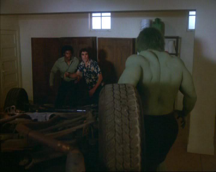 The Incredible Hulk (TV series) Season 4 8
