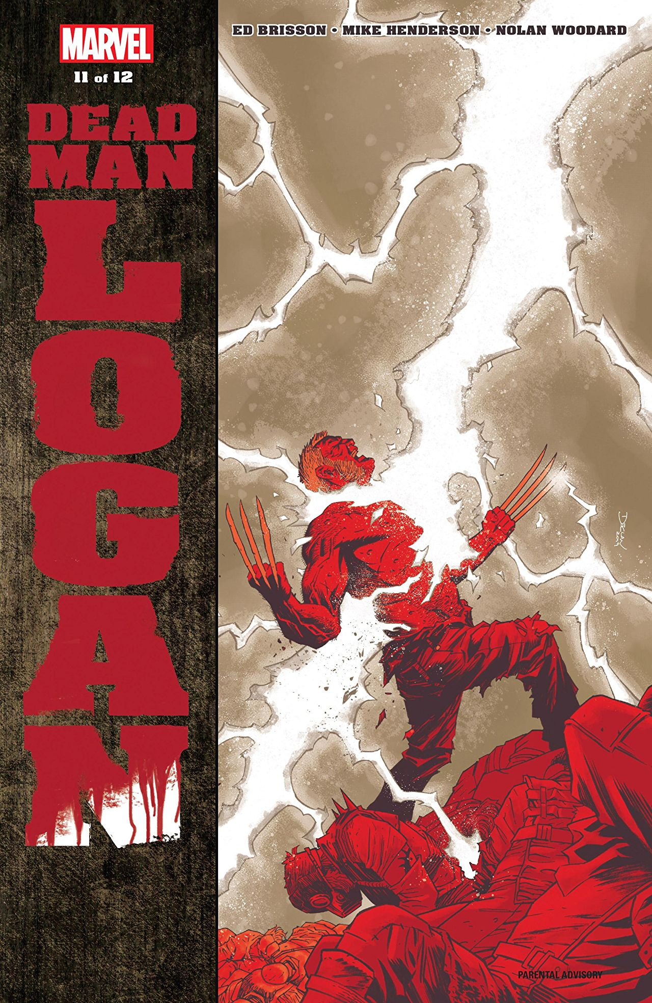 Dead Man Logan Vol 1 11