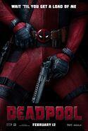 Deadpool (film) poster 004
